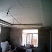 фигурные потолки из гипсокартона в Железнодорожном