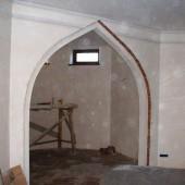 монтаж арок из гипсокартона в Железнодорожном