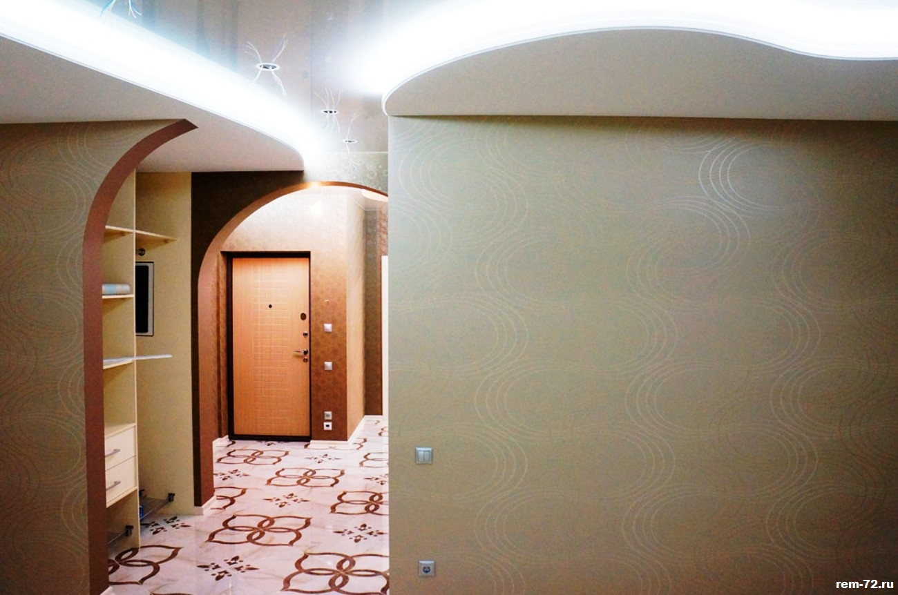 Стоимость ремонт квартир за квм