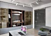 Дизайн проект квартиры с балконом (2)