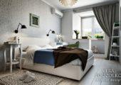 Дизайн проект квартиры с балконом (10)