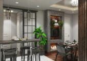 Дизайн проект квартиры от Веры Подзолко (2)
