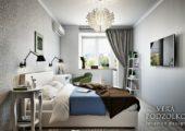 Дизайн проект квартиры с балконом (7)