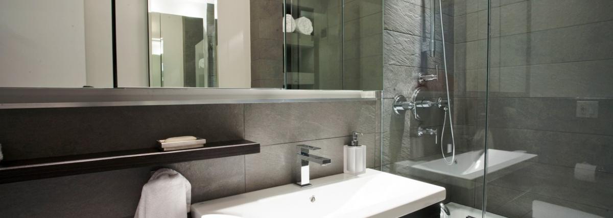 Ремонт ванной комнаты и С\У