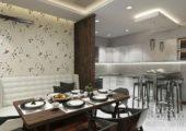 Дизайн проект квартиры от Веры Подзолко (16)