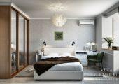 Дизайн проект квартиры с балконом (9)