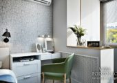 Дизайн проект квартиры с балконом (8)